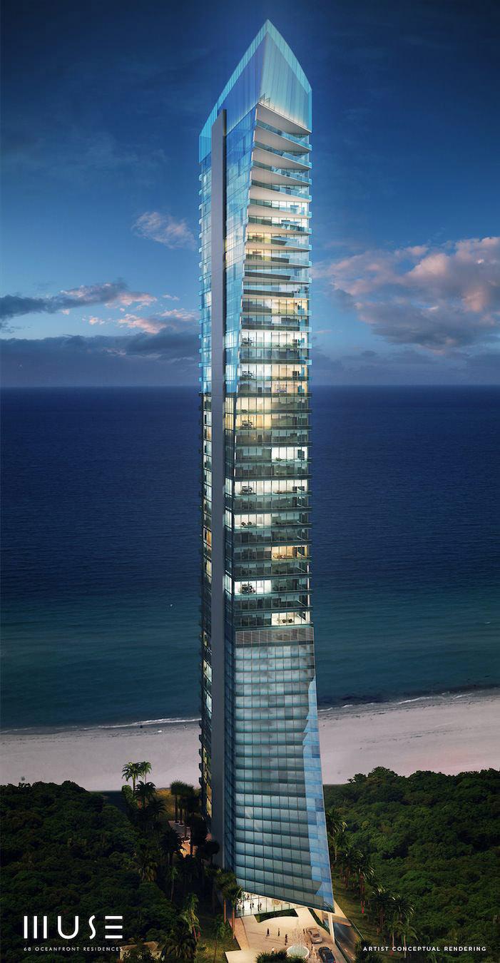 Muse-Condo-Sunny-Isles-Building